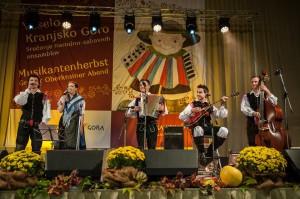 ozvočenje alpskega kvinteta